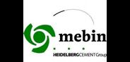 mebin logo